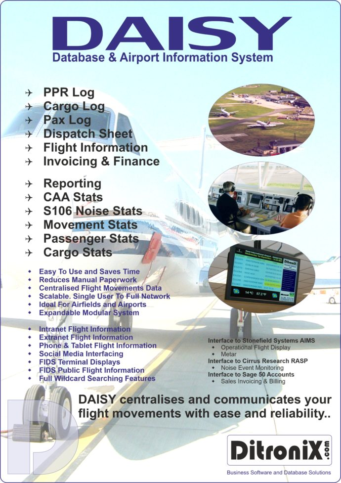 DAISY Airport Information System